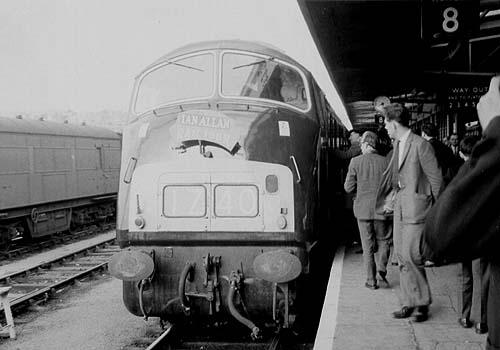 The Railtour Files