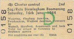 16th june 1984